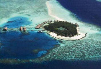 Albergo Gangehi Island Resort 5 * Maldives: descrizione, servizi, recensioni