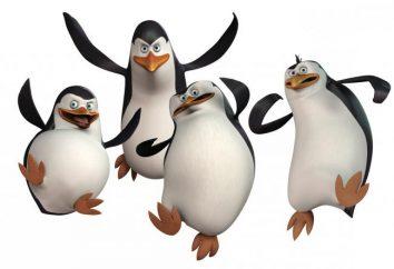Quel est le nom des pingouins de « Madagascar » et leurs aventures