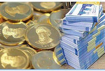 República Islâmica do Irã: a moeda de um país com alto nível de inflação