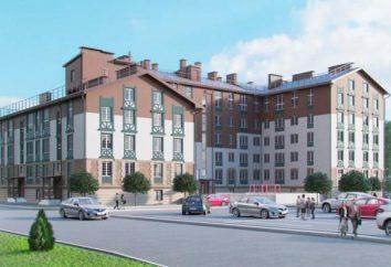"""""""Parque de los Alpes"""" (UFA) – Edificios modernos"""