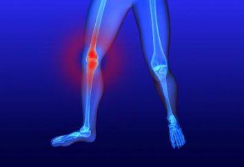 Pourquoi blesser le genou?