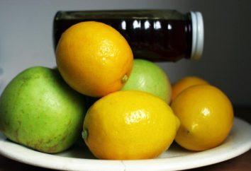 Cómo cocinar mermelada de manzana con limón