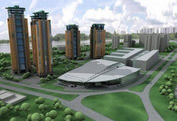 """LCD """"Amber City"""" w Strogino (twórca """"Miasta XXI wieku""""), adres, układów mieszkalnych, opinie"""