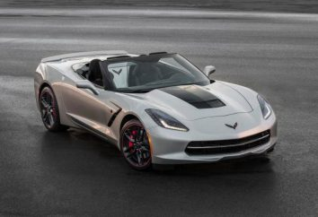 Corvette Stingray » La nouvelle voiture « de Chevrolet