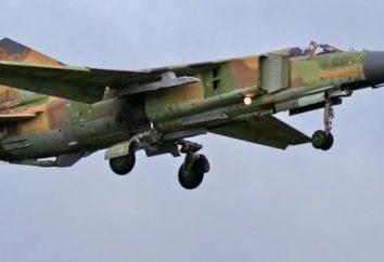 MiG-23 – przechwytujący, nie włączony w historię