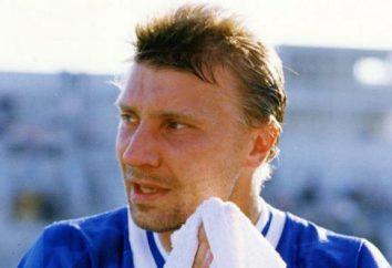 Sergey Dmitriev. giocatore Biografia