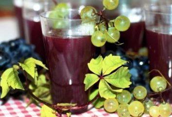 Soczyste winogrona: właściwości użytkowe i przeciwwskazania