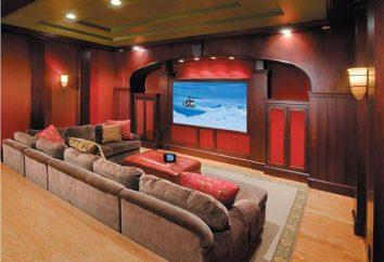 Como hacer un cine en casa con sus manos?