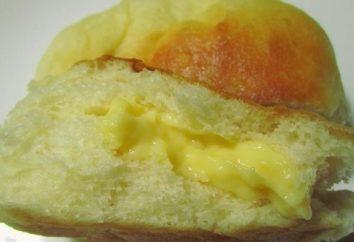 Come fare deliziosi panini al formaggio: due versioni di cottura