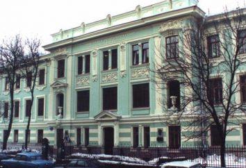 Burdenko Institute, Mosca (Istituto di Neurochirurgia dal nome NN Burdenko)