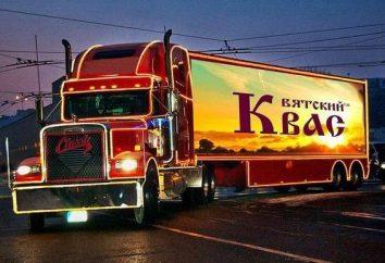 "Kvas ""Vjatka"" – una bevanda popolare fuori stagione"
