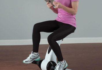 Heimtrainer: wie man mit viel Gewicht zu verlieren? Das Programm und die Trainingsergebnisse