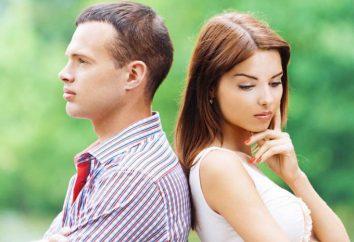 Samica psychologia w związkach z mężczyznami. Psychologia kobiet i mężczyzn