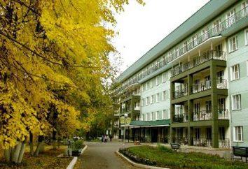"Sanatorium ""Lower Ivkina"" (Kirov Regione): foto e recensioni"