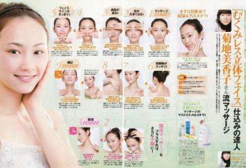 Chiński anty-aging twarzy masażu: wykonujące technikę i sprawność opinii