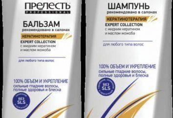 Shampooings « beauté »: description, types et évaluations