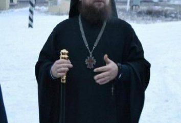 Igumen Afanasev Andrey. Serdobskiye diecezja