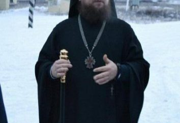 Higoumène Afanasev Andrey. diocèse Serdobskiye