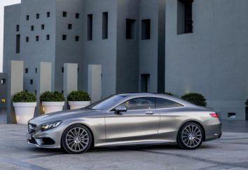 """""""Mercedes S63 AMG 2"""" (coupe): specyfikacje, opis, przegląd"""