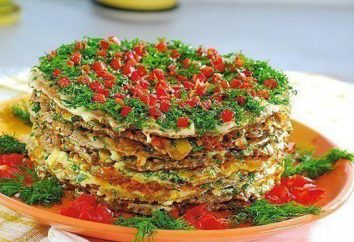 gâteau de foie de Alla Kovalchuk: recettes et la subtilité de la cuisine