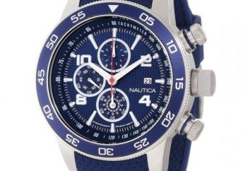 Uhren Nautica – für diejenigen, die Sport lieben