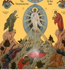Przemienienie Pańskie: historia święta. Jabłko Zbawiciel – Przemienienia Pańskiego