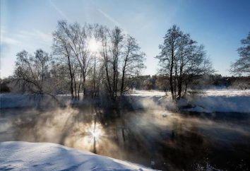 Pecharka (rzeka): opis, źródło, estuarium, dopływ