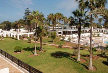 Les Almohades Beach Resort Agadir 4 * (Agadir, Marocco): descrizione della struttura, servizi, recensioni