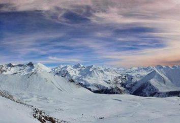Gudauri resort de esqui: comentários e fotos