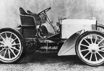 """""""Mercedes"""": kraj pochodzenia, historii marki"""