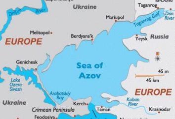 Mare di Azov. Recensioni: se credere loro?