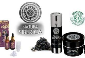 Kosmetyki Natura siberica: opinie klientów i zawieranie