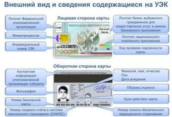 Die universelle elektronische Karte. Wie kann ich von einer universellen elektronischen Karte abmelden?