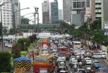 La capital de Indonesia – Jakarta