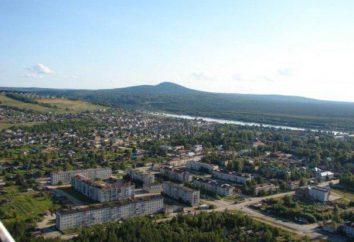 Krasnovishersk, region Perm: Celowniki, ich zdjęcia i historia