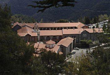 Monasteri di Cipro: la migliore descrizione dei chiostri