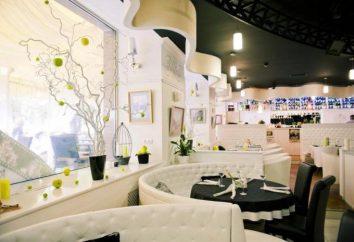 Los mejores restaurantes en Kiev: la clasificación, descripción y comentarios de los clientes