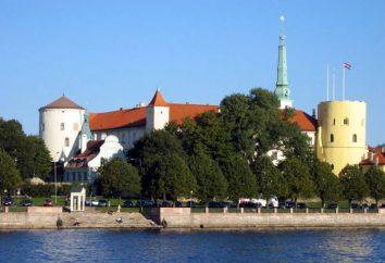 Descanse em Riga. Riga-Estocolmo balsa