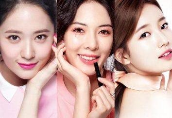 Koreański pielęgnacji skóry: schody, opinie, kosmetyki