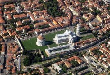 Vamos a ir a Italia! atracciones Pisa