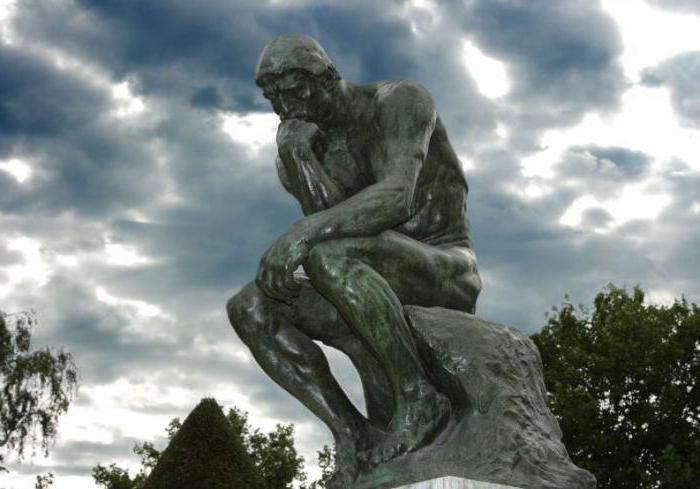 Znalezione obrazy dla zapytania pomnik myśliciela