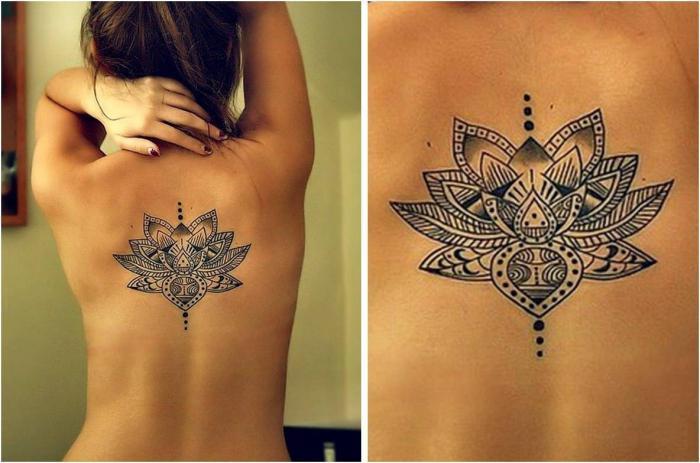 Tatuaż Kwiat I Jego Znaczenie