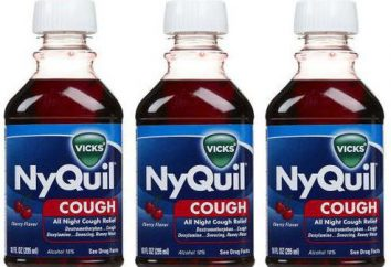 Skuteczny lek na kaszel dla dorosłych. Leki dla rozpylacza podczas kaszlu