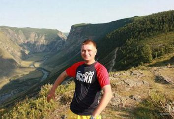 Sergey Solnechnikov – Héroe de Rusia. Biografía y explotar el comandante del batallón
