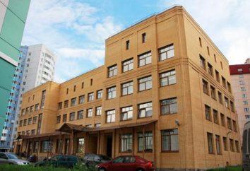 Klinika dziecięca na Kamyshovaya (St. Petersburg): opis, usługi, opinie