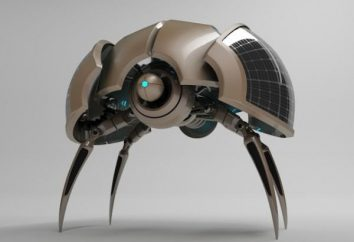 Pas un « soldat », et non pas un cafard, un bug-nanobot
