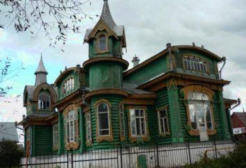 O Ganso do Ferro. Região de Ryazan – pontos turísticos. Gus-Iron: fotos