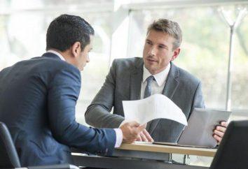 Os principais tipos de contratos de arrendamento. aluguer, edifícios, terrenos