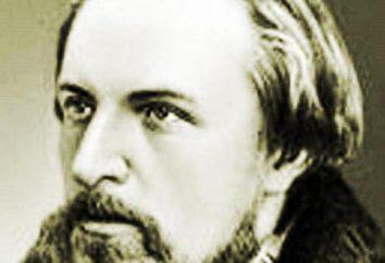 Biografia, życie osobiste i twórcze zdjęcia Apollon Grigoriev