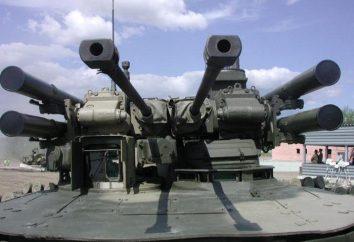 """Apoio ao combate veículo """"Terminator"""". BMPT """"Terminator"""": descrição,"""